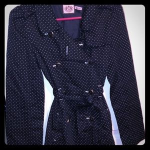 Kids  Juicy Couture Trench Coat on Poshmark 7d23ad1f16